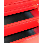 Valley Craft, Rubber Mat Drawer Insert for Modular Mobile Cabinet