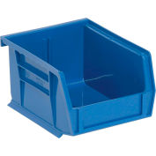 """Valley Craft, Blue Bin (14.75"""" x 8.25"""" x 7""""), for Modular Mobile Cabinet, 12/Case"""