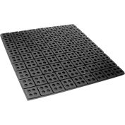 "Vibra Systems ECRMP 040434 - Easy Cut Antivibration Neoprene Rubber Pad 4"" x 4"" Cut Size"