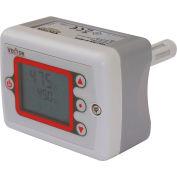Vector Controls Digital Humidistat TDC-BH-U-D-W24 Humidifying 7 Day Programmable Duct Mount