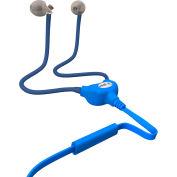 vestHeadset - Anti-Radiation Air Tube Headset with 3.5 mm Jack Plug - Blue