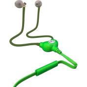 vestHeadset - Anti-Radiation Air Tube Headset with 3.5 mm Jack Plug - Green
