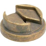"""Vestil Drum Bung Socket BUNG-S-B1 - Non-Sparking Bronze Alloy - 3/8"""" Drive Size"""