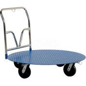 "Vestil Pallet Carousel Cart CC-48 48"" Dia. 2000 Lb. Capacity"