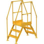 "3 Step Cross-Over Ladder - 54-1/2""L"
