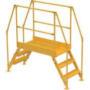 "3 Step Cross-Over Ladder - 78-1/2""L"