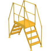 "4 Step Cross-Over Ladder - 79""L"