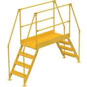 "4 Step Cross-Over Ladder - 103""L"