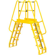 Alternating Step Cross-Over Ladders - COLA-5-68-32
