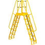 Alternating Step Cross-Over Ladders - COLA-7-68-20