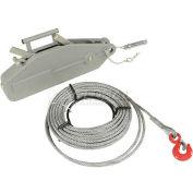 "Vestil Long-Reach Cable Puller CP-15 - 5/16"" Cable Dia. - 1500 Lb. Capacity"