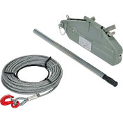 "Vestil Long-Reach Cable Puller CP-30 - 7/16"" Cable Dia. - 3000 Lb. Capacity"