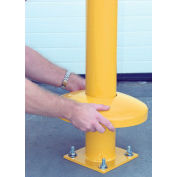 """Protective Dome Covers for Bollards- 2.75""""H"""
