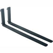 """Vestil Forged Steel Forks F4-1.50-60 - 1.5"""" Thick - 60""""L"""