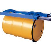 Vestil Horizontal Drum Cradle-Carrier HORIZ-70 650 Lb. Capacity