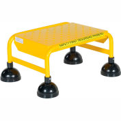 Commercial Rolling Ladder - Perforated - LAD-1-Y-P