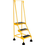 Commercial Rolling Ladder - LAD-3-Y