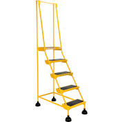 Commercial Rolling Ladder - LAD-5-Y