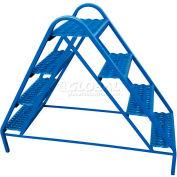 Dual Sided Ladder - 4 Step - LAD-DD-18-4-P