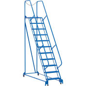 Maintenance Ladder - 11 Step Perforated - LAD-MM-11-P