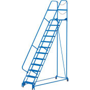 Maintenance Ladder - 12 Step Perforated - LAD-MM-12-P