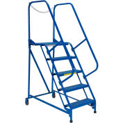 Maintenance Ladder - 5 Step Perforated - LAD-MM-5-P