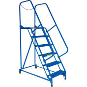 Maintenance Ladder - 6 Step Perforated - LAD-MM-6-P