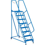 Maintenance Ladder - 8 Step Perforated - LAD-MM-8-P