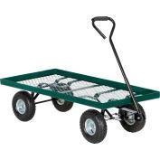 Vestil Platform Nursery Landscape Cart LSC-2448-PT