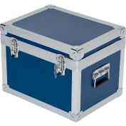 "Vestil PVCP-S PVC Laminated Plywood Storage Case, Small, 17-5/8"" x 13-1/4"" x 12-3/4"""