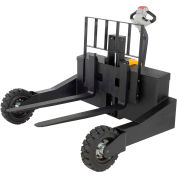 """Rough Terrain Electric Powered Pallet Jack Truck RT-EPT-3-48 48"""" Usable Width - 3000 Lb. Capacity"""