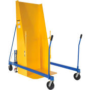 "Universal Automatic Trash Can Dumper 72""H - 12V DC"