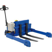 Tilt Master Power Traction Drive Straddle Pallet & Container Tilter - 6000 Lb. Capacity