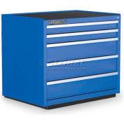 Versatility Press Brake Tooling Cabinet w/Forklift Base, European Style, 5 Drawer