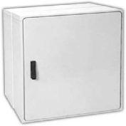 """Vynckier PS2020E1A POLYSAFE 20"""" X 20"""" Non-Metallic Enclosure, 1 Extension, 1 Standard Door"""