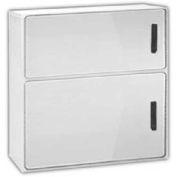 "Vynckier PS5040/2LA POLYSAFE 50"" X 40"" Non-Metallic Enclosure, 2 Lateral Standard Doors"