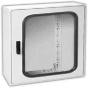 "Vynckier PSG3030A POLYSAFE 30"" X 30"" Non-Metallic Enclosure, 1 Gasket Window Door"