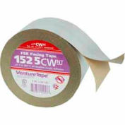 3M VentureTape, New Technology Fsk Facing Tape, 3 IN x 50 Yards, 1525CW