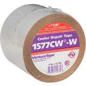 3M VentureTape Cooler Repair Tape, 4 IN x 15 Yards, White, 1577CW