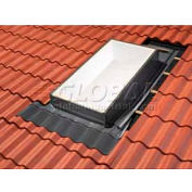 "VELUX Curb High Profile Flashing Skylight ECW46460000C, Aluminum, 6-1/4""L X 75-1/2""H X 23""D"