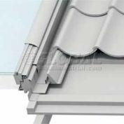 "VELUX High Profile Flashing Skylight EDWC060000A, Aluminum, 4-5/7""L X 45-1/4""H X 19-5/7""D"