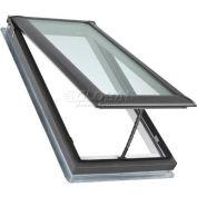 "VELUX Venting Deck Mount Skylight VSM022005, Temp. Glass, 30-1/16""W X 30""H"