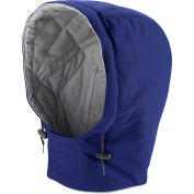 EXCEL FR® ComforTouch® Flame Resistant Universal Fit Snap-On Hood HLH2, Royal Blue, Size M