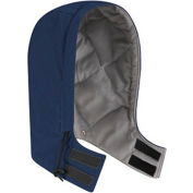 CoolTouch® 2 Universal Fit Snap-On Insulated Hood HMH2, Navy, Size M