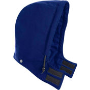 Nomex® IIIA Universal Fit Snap-On Insulated Hood HNH2, Royal Blue, Size M
