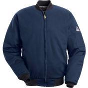 EXCEL FR® Flame Resistant Team Jacket JET2, Navy, Size S Regular