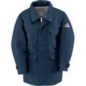 EXCEL FR® ComforTouch® Flame Resistant Deluxe Parka JLP8, Navy, Size 3XL Regular