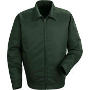 Red Kap® Slash Pocket Jacket Long-L Spruce Green JT22