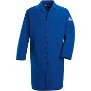 Bulwark® Lab Coat, Royal Blue, Nomex®/Aramid®, L