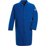 Bulwark® Lab Coat, Royal Blue, Nomex®/Aramid®, M